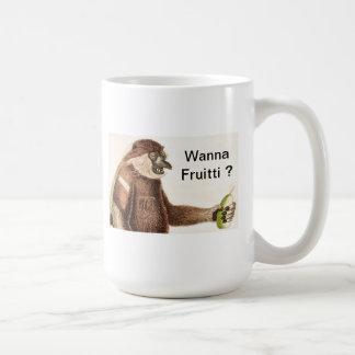 Wanna Fruitti ? - MUG