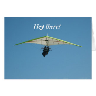 Wanna Hang Out Sometime, greeting card. Card