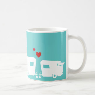 Wanna Hook Up? Customizable Camper Rally Mug