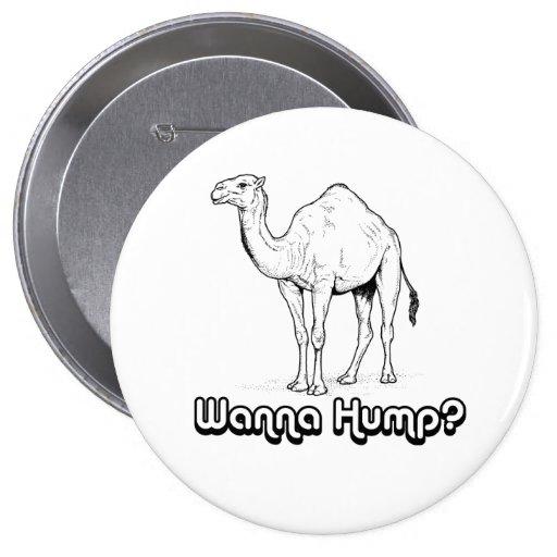 Wanna Hump - Pins