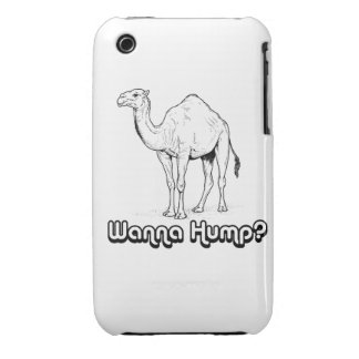 Wanna Hump - Case-Mate iPhone 3 Cases
