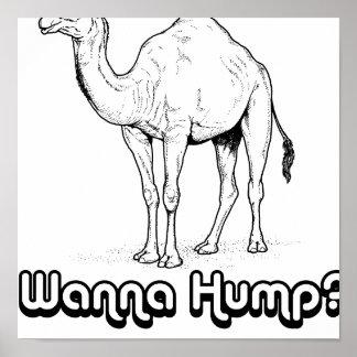 Wanna Hump - Print