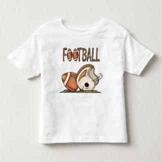 Wanna Play Football! Toddler Fun T-Shirt