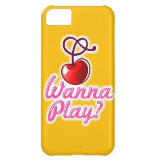 Wanna Play iPhone 5 Case