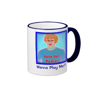 Wanna Play Me? Ringer Mug