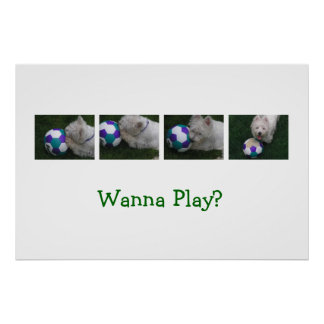 Wanna Play? Print