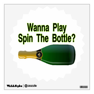 Wanna Play Spin The Bottle Room Graphics
