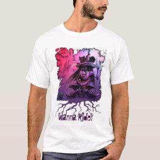 Wanna Ride? T-Shirt
