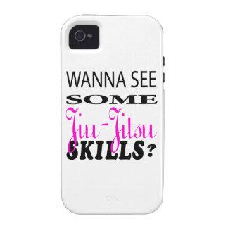 Wanna See Some Jiu-Jitsu Skill iPhone 4 Cover