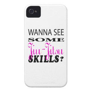 Wanna See Some Jiu-Jitsu Skill iPhone 4 Cases