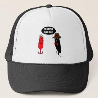 WANNA SPOON? TRUCKER HAT