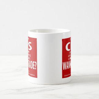 Wanna Trade? Mug