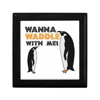 Wanna Waddle Gift Box