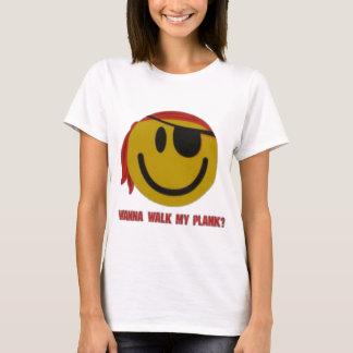 Wanna Walk My Plank T-Shirt