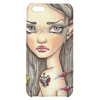 Wannabe Butterfly iPhone 5C Cases