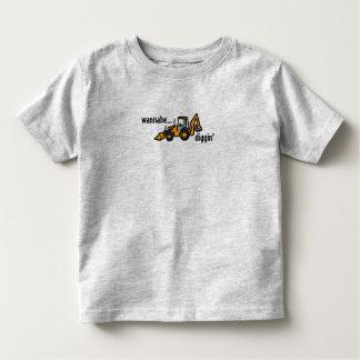 Wannabe Diggin T Shirt