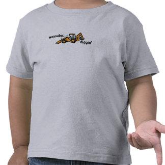 Wannabe Diggin T-shirt