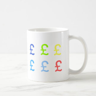 Wannabe Millionaire Pound (£) Cup