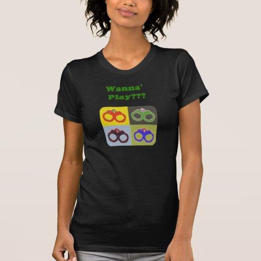 Wannaplay Camiseta