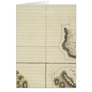 Wanooaette, Wateeoo, Mangeea, Toobouai Islands Card