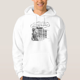 Want a big surprize? Felso Vintage Ad Hoodie