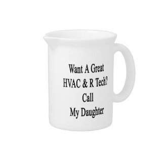 Want A Great HVAC R Tech Call My Daughter Pitchers