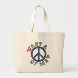 Want A Peace of Me Bag