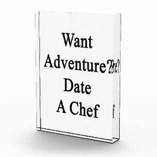 Want Adventure Date A Chef Award