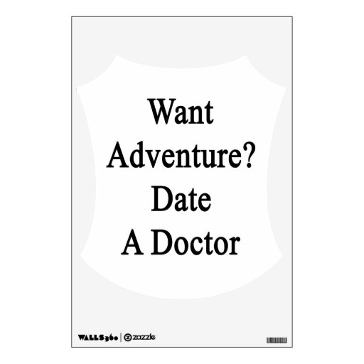 Want Adventure Date A Doctor Room Graphics