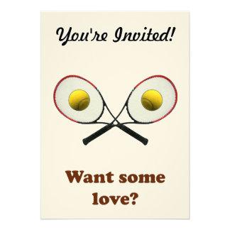 Want Some Love Tennis Invite