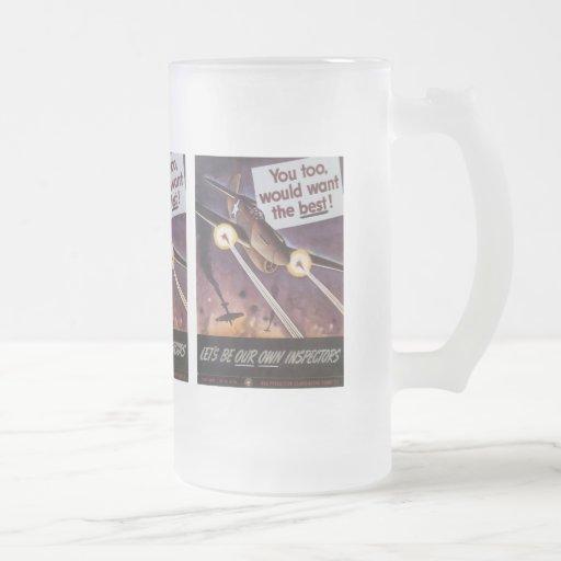 Want The Best World War 2 Mugs