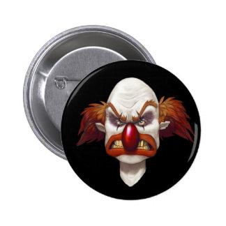 Want To Clown Around - Designer Button