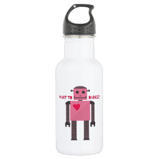Want to Dance 18oz Water Bottle