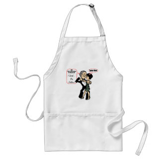 Want To Dance Apron