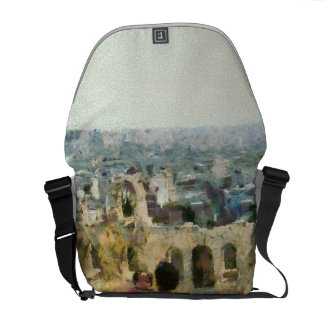 Want to visit here courier bag