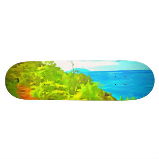 Want to visit here skateboard deck