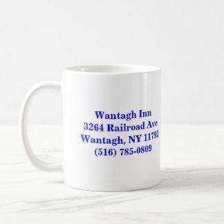 Wantagh Inn Classic White Coffee Mug