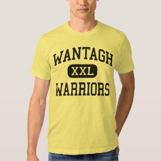 Wantagh - Warriors - High - Wantagh New York T Shirt