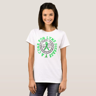 Wanted: A Cure for Lyme Disease Shirt