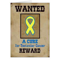 Wanted: A Cure for Testicular Cancer