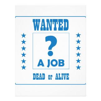 Job Flyers
