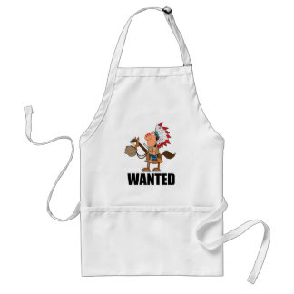 WANTED ADULT APRON