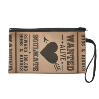 WANTED ALIVE: SOULMATE accessory bags