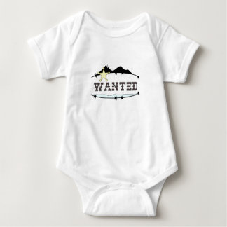 Wanted Baby Baby Bodysuit
