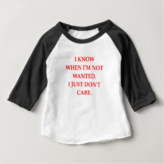 WANTED BABY T-Shirt