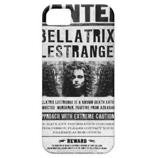 Wanted Bellatriz Lestrange iPhone SE/5/5s Case