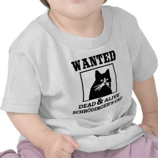 Wanted Cat T-shirts