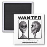 wanted fridge magnets