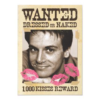 WANTED  - Greeting Card