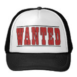 Wanted Hat